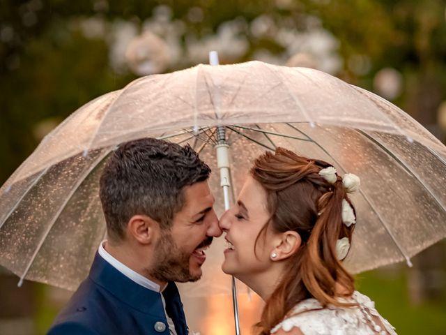 Il matrimonio di Alberto e Melania a Martellago, Venezia 41