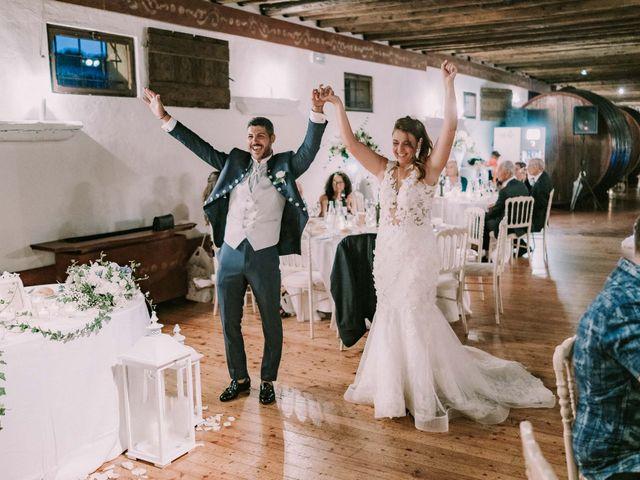 Il matrimonio di Alberto e Melania a Martellago, Venezia 45