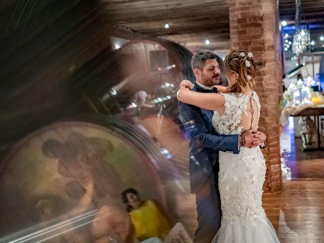 Il matrimonio di Alberto e Melania a Martellago, Venezia 47