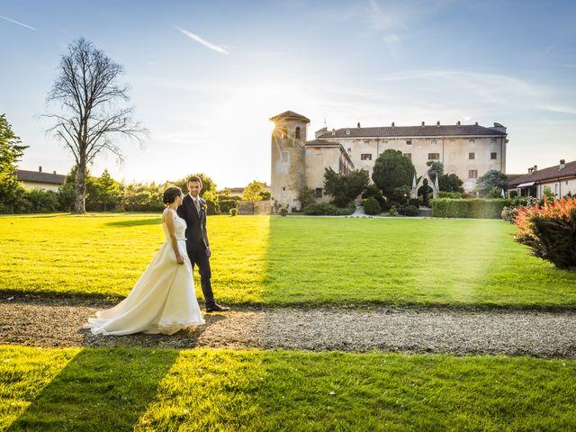 Il matrimonio di Luca e Alessandra a Vercelli, Vercelli 1