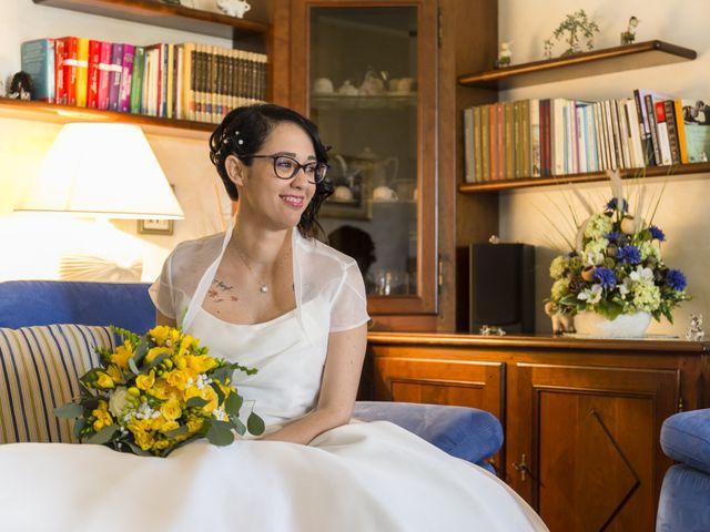 Il matrimonio di Luca e Alessandra a Vercelli, Vercelli 4