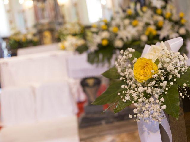 Il matrimonio di Luca e Alessandra a Vercelli, Vercelli 6