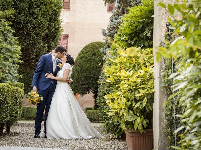 Il matrimonio di Luca e Alessandra a Vercelli, Vercelli 11