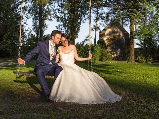 Il matrimonio di Luca e Alessandra a Vercelli, Vercelli 12