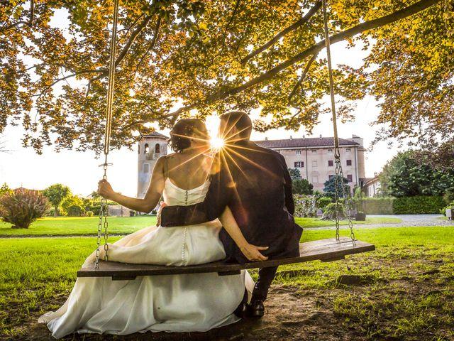Il matrimonio di Luca e Alessandra a Vercelli, Vercelli 13
