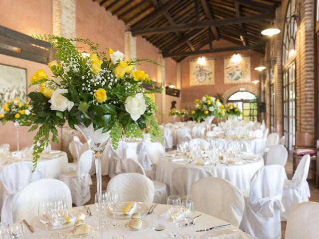Il matrimonio di Luca e Alessandra a Vercelli, Vercelli 15