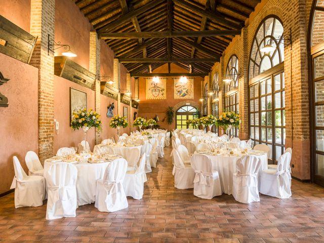 Il matrimonio di Luca e Alessandra a Vercelli, Vercelli 16