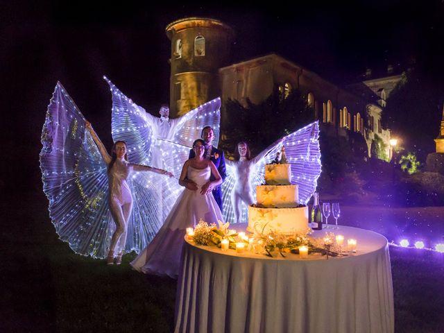 Il matrimonio di Luca e Alessandra a Vercelli, Vercelli 20
