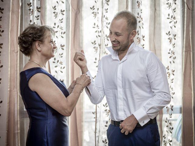 Il matrimonio di Stefano e Miriam a Cavour, Torino 2