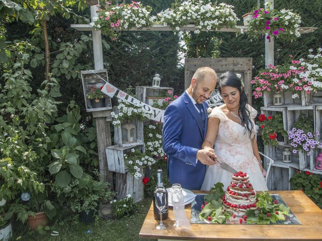 Il matrimonio di Stefano e Miriam a Cavour, Torino 23