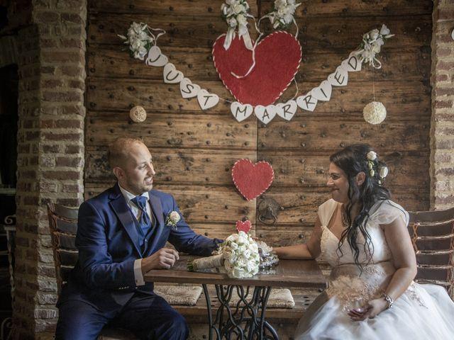 Il matrimonio di Stefano e Miriam a Cavour, Torino 26