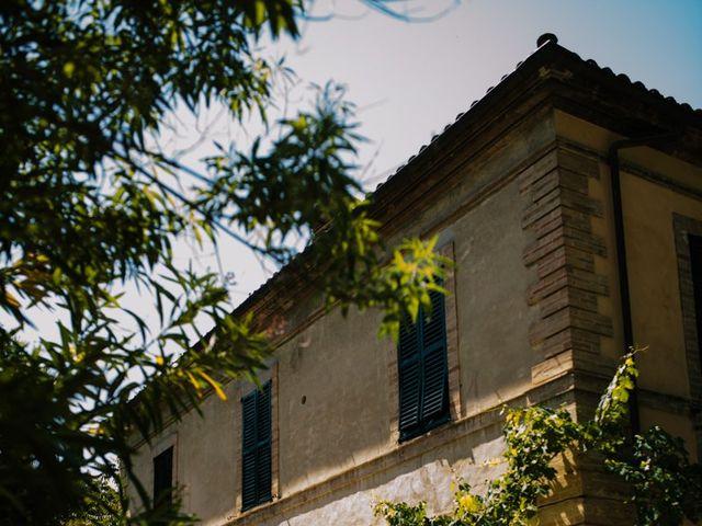 Il matrimonio di Rebecca e Edoardo a Porto San Giorgio, Fermo 3