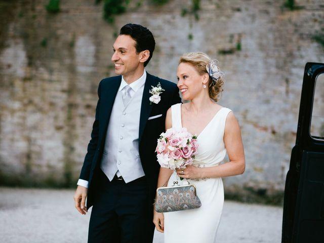 Il matrimonio di Rebecca e Edoardo a Porto San Giorgio, Fermo 43