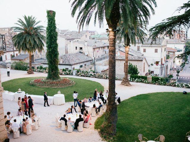 Il matrimonio di Rebecca e Edoardo a Porto San Giorgio, Fermo 48
