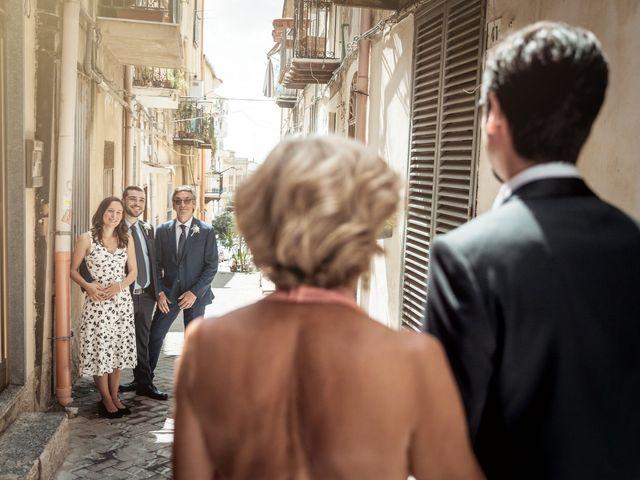 Il matrimonio di Manuela e Marco a Caltanissetta, Caltanissetta 21