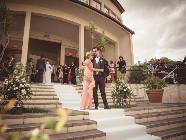 Il matrimonio di Manuela e Marco a Caltanissetta, Caltanissetta 54
