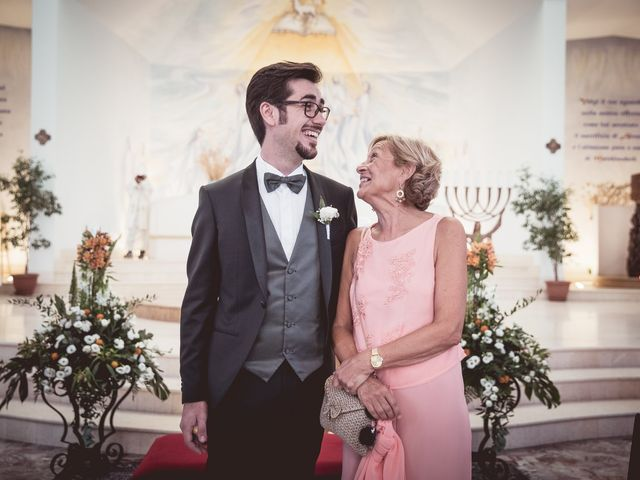 Il matrimonio di Manuela e Marco a Caltanissetta, Caltanissetta 55