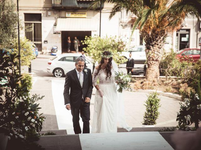 Il matrimonio di Manuela e Marco a Caltanissetta, Caltanissetta 56