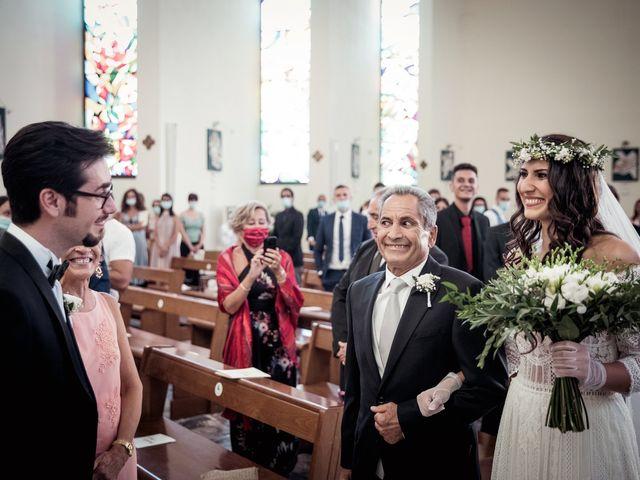 Il matrimonio di Manuela e Marco a Caltanissetta, Caltanissetta 58