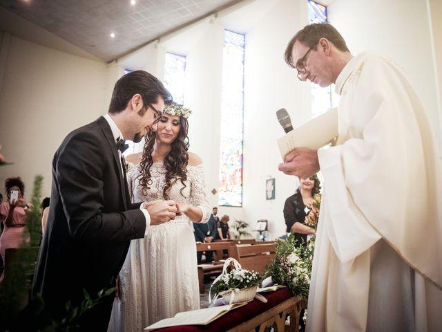 Il matrimonio di Manuela e Marco a Caltanissetta, Caltanissetta 66
