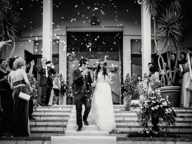 Il matrimonio di Manuela e Marco a Caltanissetta, Caltanissetta 76