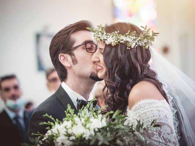 Il matrimonio di Manuela e Marco a Caltanissetta, Caltanissetta 81