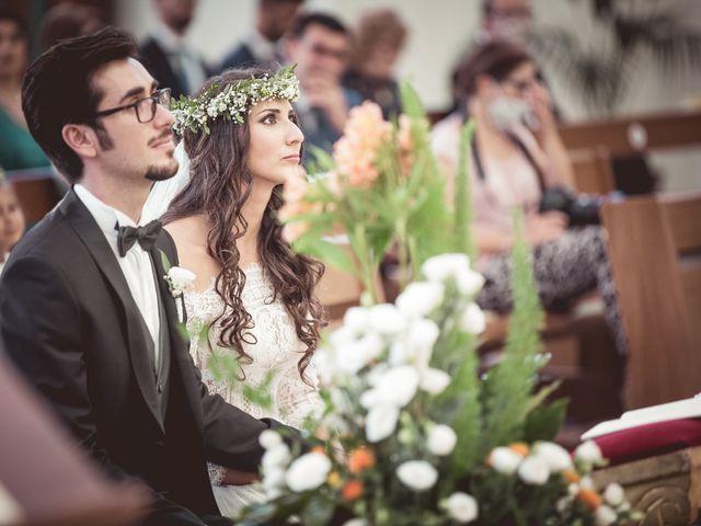 Il matrimonio di Manuela e Marco a Caltanissetta, Caltanissetta 83