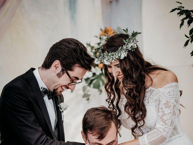 Il matrimonio di Manuela e Marco a Caltanissetta, Caltanissetta 85