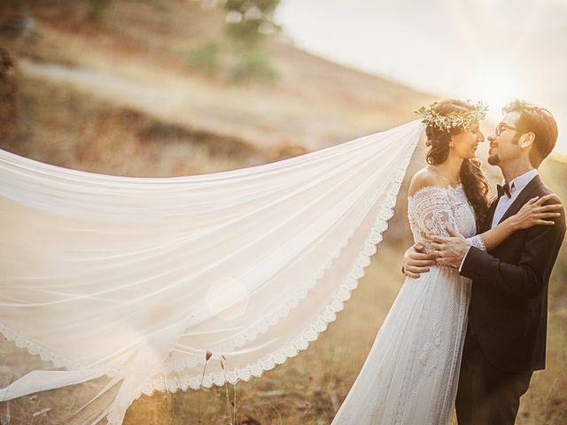 Il matrimonio di Manuela e Marco a Caltanissetta, Caltanissetta 90