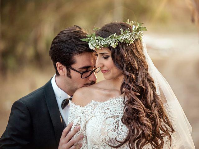 Il matrimonio di Manuela e Marco a Caltanissetta, Caltanissetta 94
