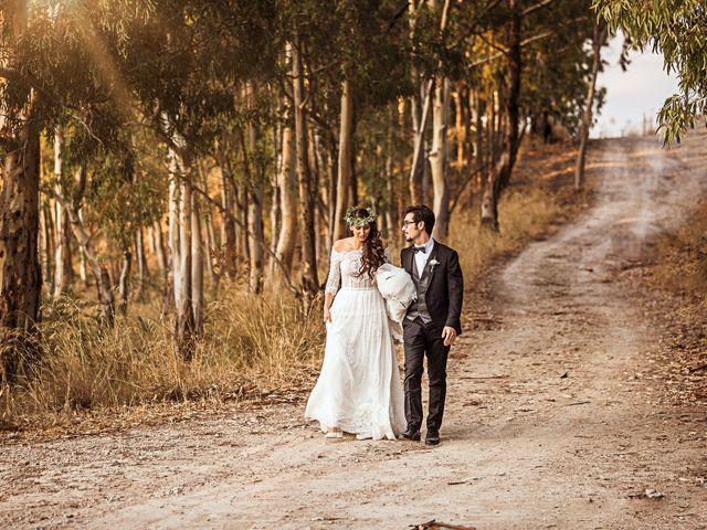 Il matrimonio di Manuela e Marco a Caltanissetta, Caltanissetta 95