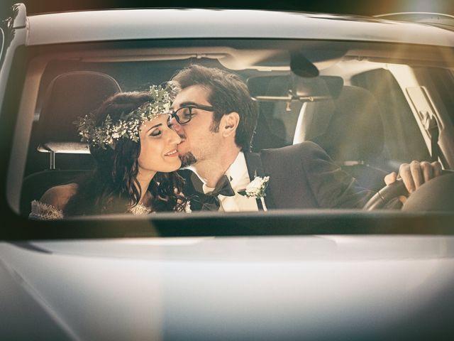 Il matrimonio di Manuela e Marco a Caltanissetta, Caltanissetta 102