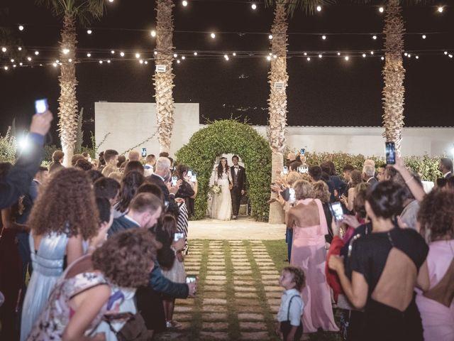 Il matrimonio di Manuela e Marco a Caltanissetta, Caltanissetta 103