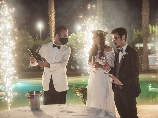 Il matrimonio di Manuela e Marco a Caltanissetta, Caltanissetta 107