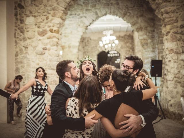 Il matrimonio di Manuela e Marco a Caltanissetta, Caltanissetta 116