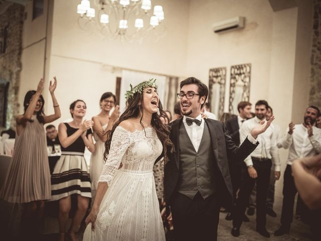 Il matrimonio di Manuela e Marco a Caltanissetta, Caltanissetta 122