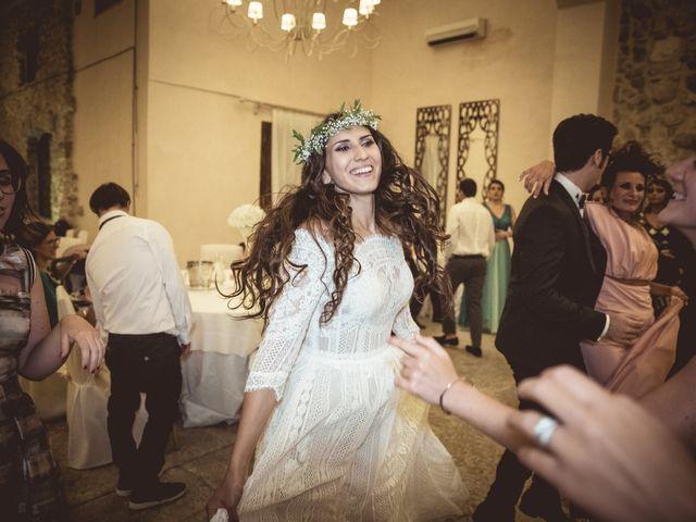 Il matrimonio di Manuela e Marco a Caltanissetta, Caltanissetta 130