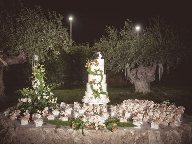 Il matrimonio di Manuela e Marco a Caltanissetta, Caltanissetta 132