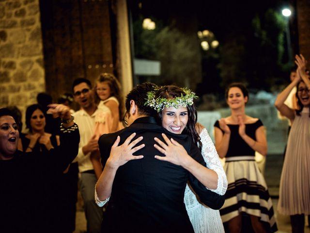 Il matrimonio di Manuela e Marco a Caltanissetta, Caltanissetta 144
