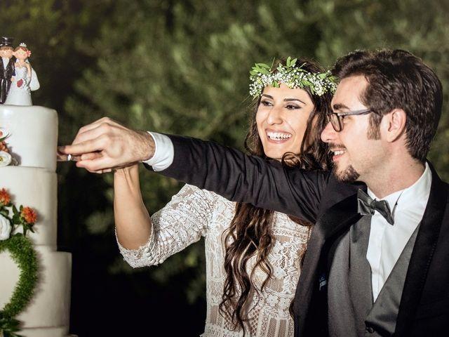 Il matrimonio di Manuela e Marco a Caltanissetta, Caltanissetta 147