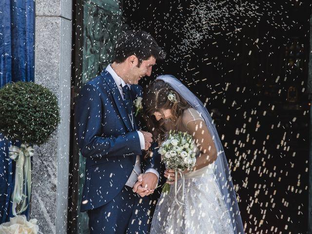 Il matrimonio di Luigi e Jlenia a Garbagnate Milanese, Milano 9