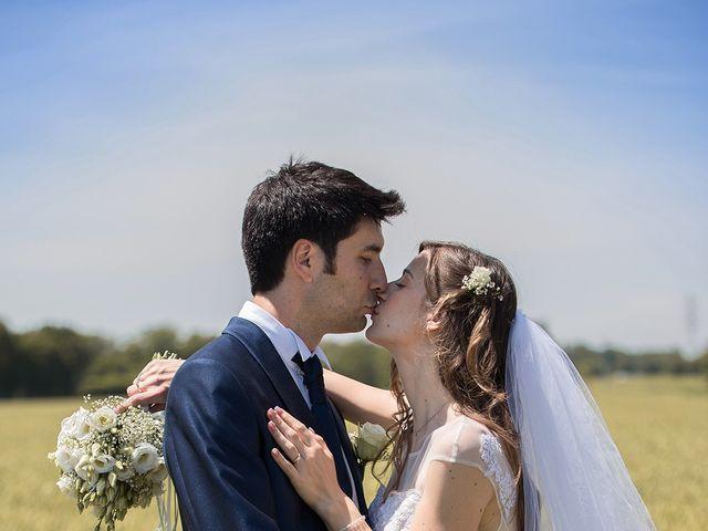 Le nozze di Jlenia e Luigi
