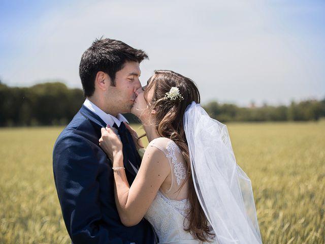Il matrimonio di Luigi e Jlenia a Garbagnate Milanese, Milano 14