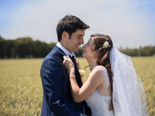 Il matrimonio di Luigi e Jlenia a Garbagnate Milanese, Milano 15