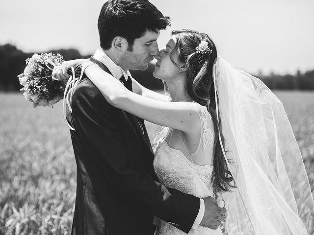 Il matrimonio di Luigi e Jlenia a Garbagnate Milanese, Milano 16