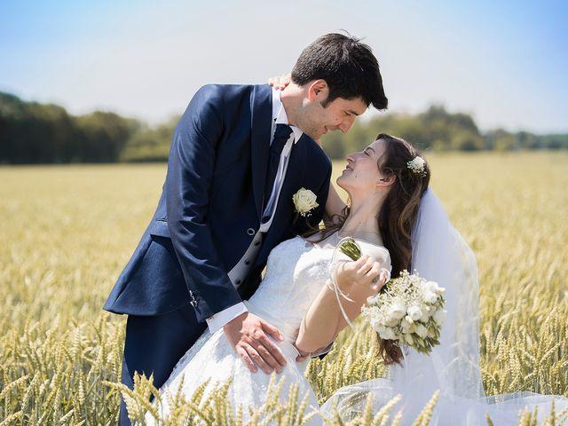 Il matrimonio di Luigi e Jlenia a Garbagnate Milanese, Milano 17
