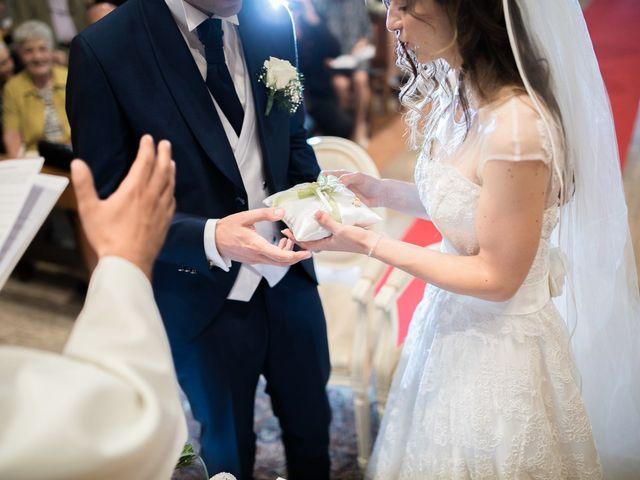 Il matrimonio di Luigi e Jlenia a Garbagnate Milanese, Milano 36