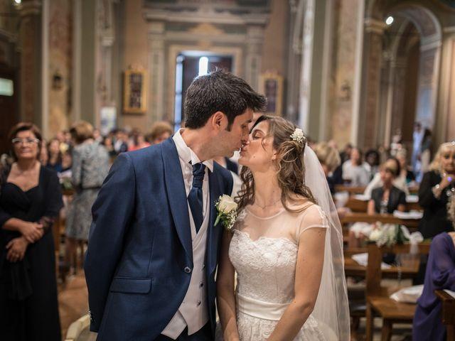 Il matrimonio di Luigi e Jlenia a Garbagnate Milanese, Milano 37