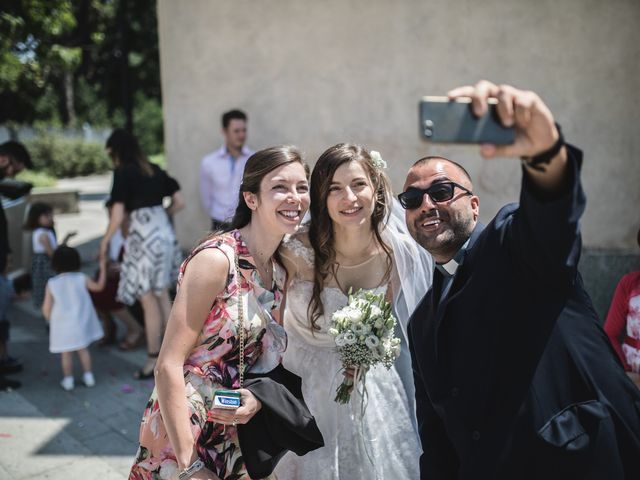 Il matrimonio di Luigi e Jlenia a Garbagnate Milanese, Milano 40