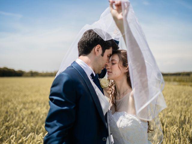 Il matrimonio di Luigi e Jlenia a Garbagnate Milanese, Milano 47